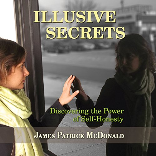 Illusive Secrets audiobook cover art