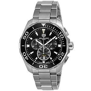[タグホイヤー] 腕時計 Aquaracer CAY111A.BA0927 メンズ 並行輸入品 シルバー