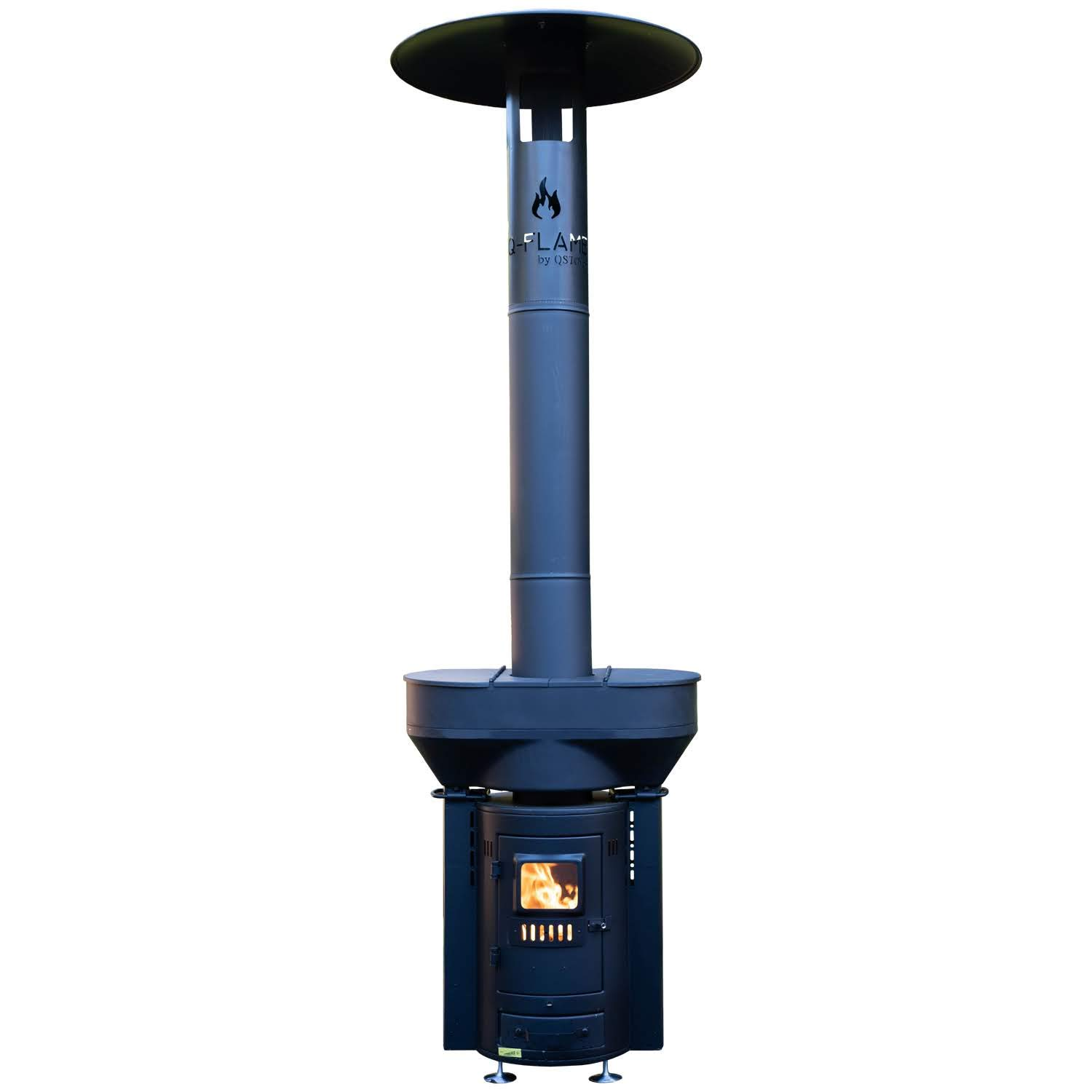 QSTOVES Outdoor Q Flame Portable Camping