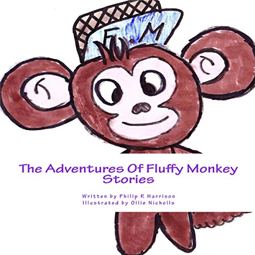 The Adventures of Fluffy Monkey: Stories audiobook cover art