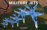 2021 Military Jets Deluxe Wall Calendar