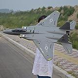 vory 1,1 Meter F15 EPO Stoßfest 2,4G RC Flugzeug arf Fernbedienung RC Eagle Hawk typ Licht kämpfer...