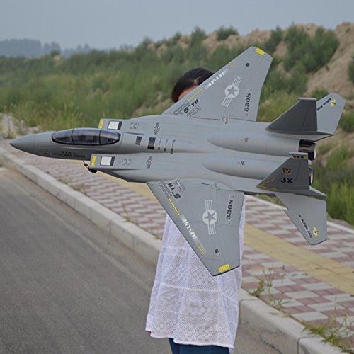 vory 1.1 Meter F15 EPO Shockproof 2.4G RC Airplane arf Remote Control rc Eagle Hawk Type Light Fighter rtf rc Plane