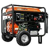 DuroStar DS4000WGE Portable 210 Amp Welding Generator