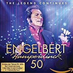 Engelbert Humperdinck 50 [2 CD]