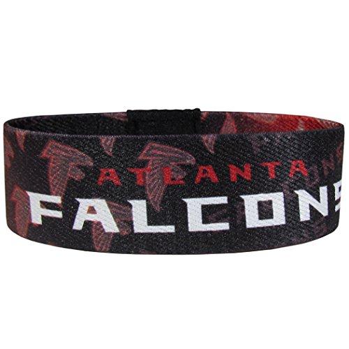 NFL Siskiyou Sports Fan Shop Atlanta Falcons Stretch Bracelets One Size Team Color