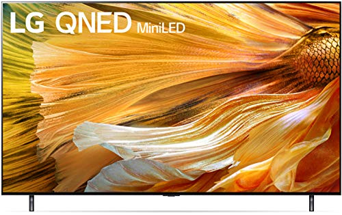 "LG 86QNED90UPA Alexa Built-in QNED MiniLED 90 Series 86"" 4K Smart UHD NanoCell TV (2021)"