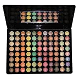 Amazing2015 88 Color Eye Shadow Palette Cosmetic Makeup WARM Color 06#