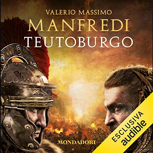 Teutoburgo audiobook cover art