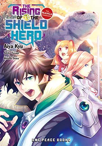 The Rising of the Shield Hero Volume 13: The Manga Companion