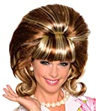 Rubie's Women's Miss Conception Wig, Blonde/Brown, One Size