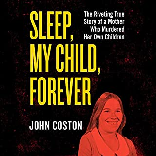 Sleep, My Child, Forever audiobook cover art