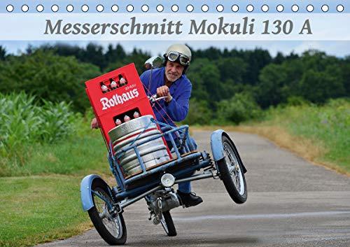 Messerschmitt Mokuli 130 A (Tischkalender 2021 DIN A5 quer)