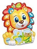 Un leoncino che è un dolcissimo compagno di giochi e anche un centro attività per imparare lettere, numeri, forme e per conoscere tanti animali La criniera del leone è ricca di pulsanti interattivi che insegnano al bambino le prime lettere, i numeri ...