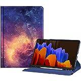 Fintie Funda Giratoria para Samsung Galaxy Tab S7+ 12.4' con Soporte para S Pen - Rotación de 360 Grados Carcasa con Auto-Reposo/Activación para Modelo SM-T970/T975, Galaxia