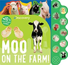 Discovery Kids Moo on the Farm (Discovery 10 Button)