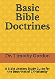 Basic Bible Doctrines: A Bible Literacy Study Guide for the Doctrines of Christianity