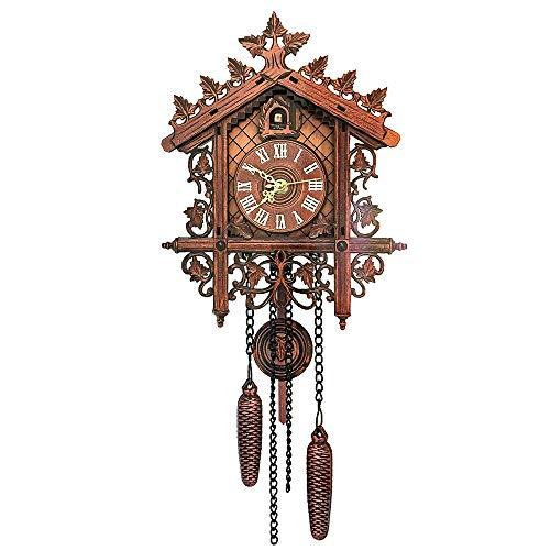 Reloj De Cuarzo Negro con Pilas, Funciona con Pilas, con Mec