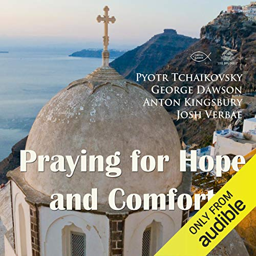Praying for Hope and Comfort cover art