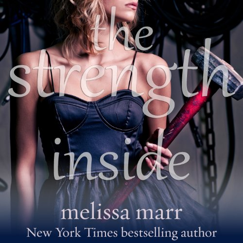 The Strength Inside audiobook cover art