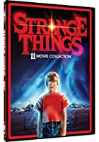 Strange Things - 11 Movie Collection - Pulse, Spacehunter, Krull, Lurkers and more!
