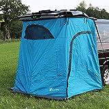 mocabu Module de tente arrière #1 - Tente de voyage - 150 x 180 cm - Compatible avec T4 T5 T6
