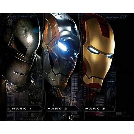 Gaming Mauspad Iron Man Mauspad Bürobedarf Schreibwaren