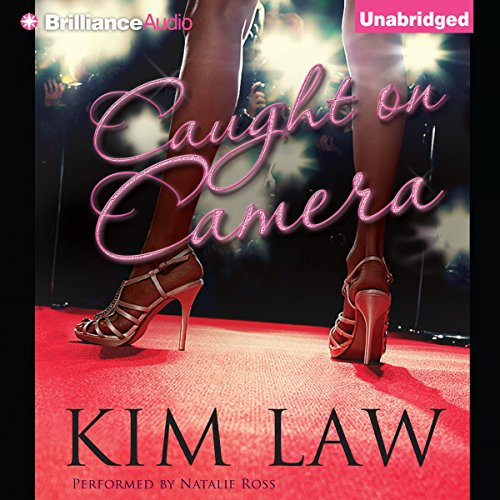 Caught on Camera audiobook cover art