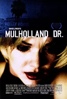 Mulholland Drive 27 x 40 Movie Poster - Style B