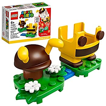 LEGO Super Mario Bee Mario Power-Up Pack 71393 Building Kit  Collectible Gift Toy for Creative Kids  New 2021  13 Pieces