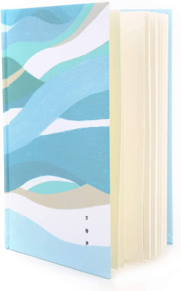 Yosoo Very popular Durable Hand Notebook Voice Book Staple w Binding Outstanding Recorded