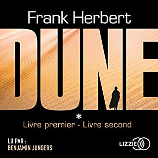 Dune 1.1                   Written by:                                                                                                                                 Frank Herbert                               Narrated by:                                                                                                                                 Benjamin Jungers                      Length: 18 hrs     6 ratings     Overall 4.3