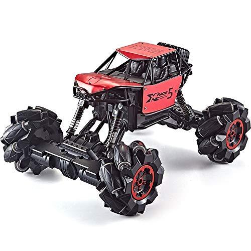 Lihgfw Legierung Offroad Fahrzeug Lade elektrische Drift Drift Auto vierradantrieb hochgeschwindigkeitsfernbedienung Auto 2-18 Jahre alte Kinder Spielzeug Junge Drift 360 ° cool Stunt Racing
