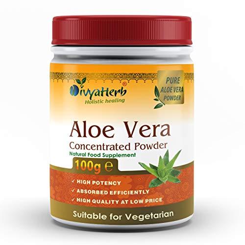 DivyaHerb Aloe Vera Pulver