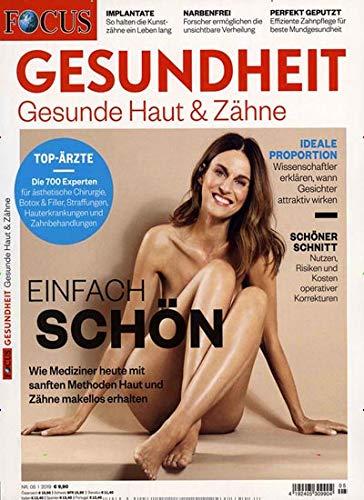 FOCUS Gesundheit 5/2019