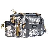 Lixada 多機能 釣り袋 釣具タックル バッグ アウトドアスポーツ ユーティリティーストレージバッグ