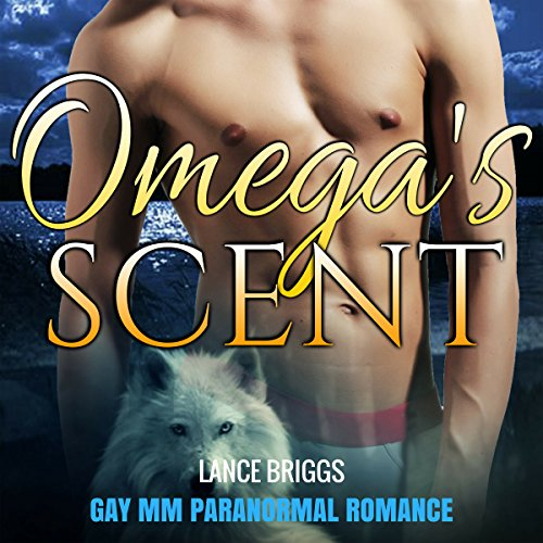 Omega's Scent audiobook cover art