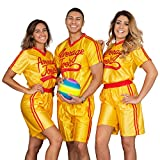 Costume Agent unisex-adult Adult Dodgeball Jersey Costume X-Large