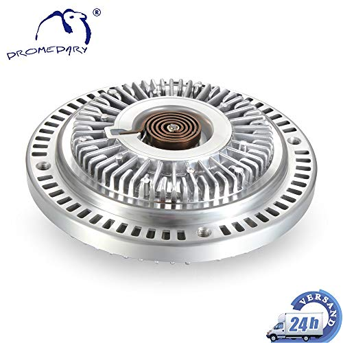 Dromedary 078121350A Viscokupplung Lüfterkupplung Viscolüfter Kühlerlüfter A4 A6 A8 Superb I 3U4 Passat 3B2 3B3 3B5 3B6