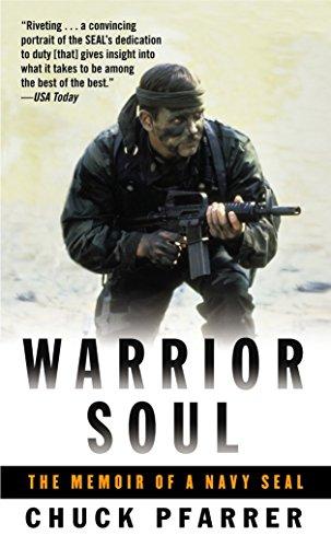 前6名战士的灵魂海军密封的回忆录2020年