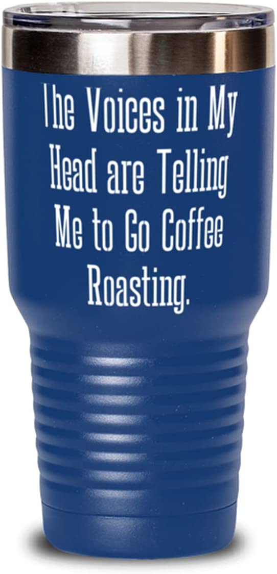 25% OFF Funny Coffee Roasting Gifts The Voices Telling in Head are M Weekly update My