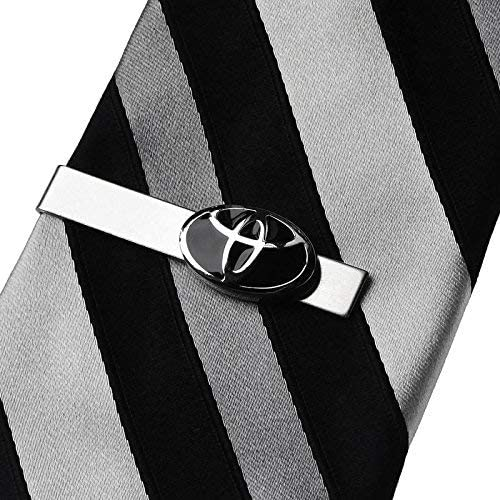 Quality Handcrafts Guaranteed Toyota Tie Clip