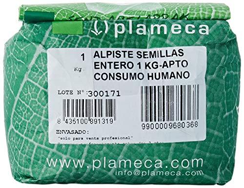 Plameca Alpiste Semillas Entero 1 Kg