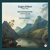 D'Albert: Los Cuartetos De Cuerda / Sarastro Quartet