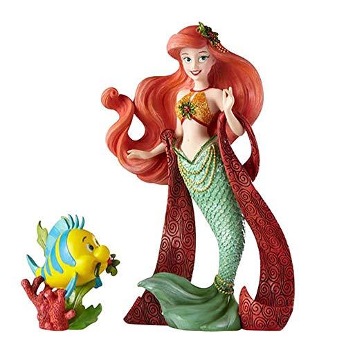 Enesco Disney Showcase 6000818 - Feliz Navidad Ariel