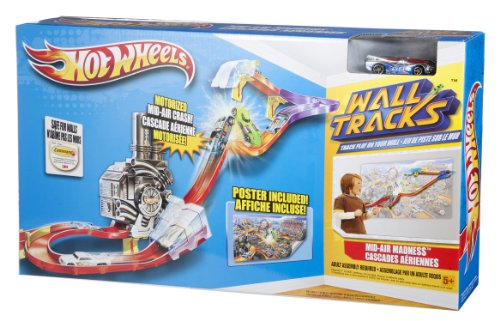 Hot Wheels - W3431 - Wall Tracks - Cascades Aeriennes