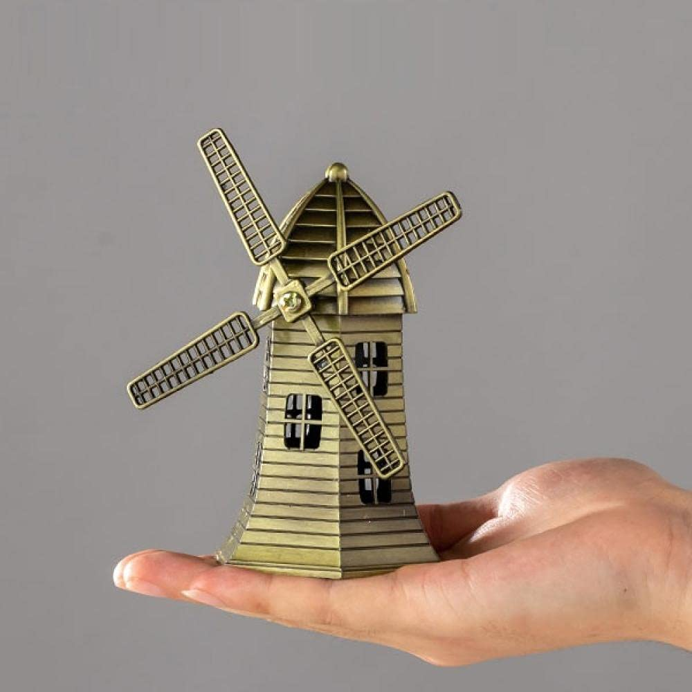 YANGHONDD Handmade Sculptures World Famous Model Special price Home Many popular brands Land Tower