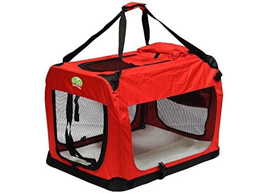 Go Pet Club CP-28 Foldable Pet Crate