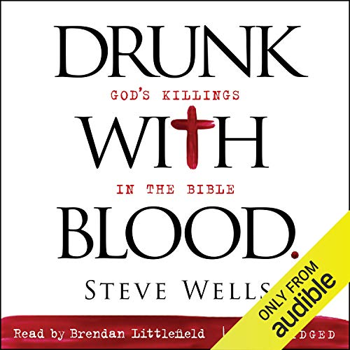 Drunk with Blood audiobook cover art