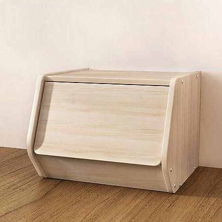 自由组合DIY储物柜简约现代小柜子多角个性置物柜书房带门个性书柜百变组合收纳柜 (B款带门白枫木色)